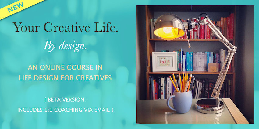 Your Creative Life By Design banner