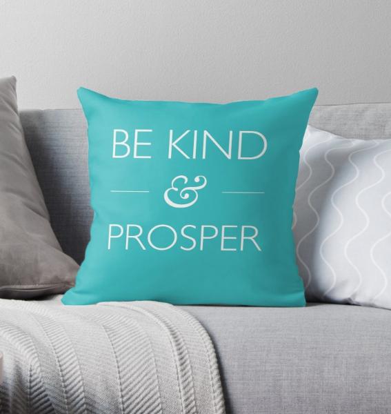 be-kind-and-prosper-cushion