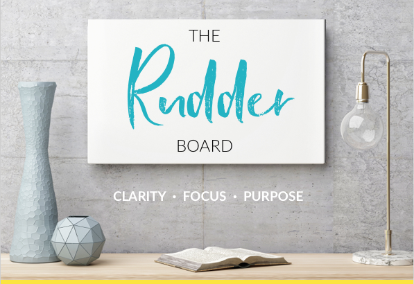 rudder-board-online course for clarity for creatives