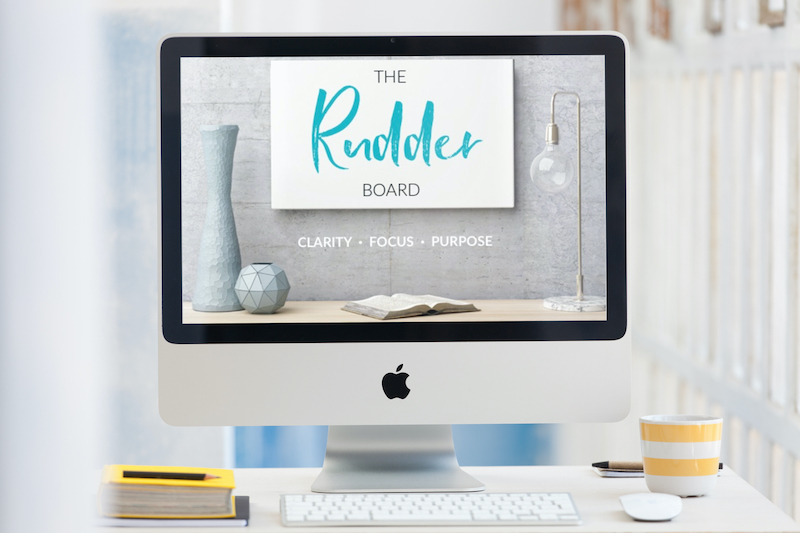 the rudder board online course for creatives imac copy